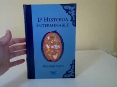 La historia interminable Libro - YouTube