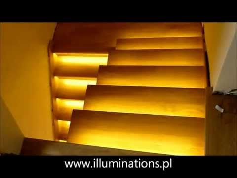 Stair light controller - Reactive Lighting - Stair Lighting System - Automatic LED Stair Lighting