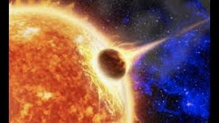 "Breaking: ""Fiery Comet Crashes Into Sun Pulled By Nibiru Gravitational Wave"""