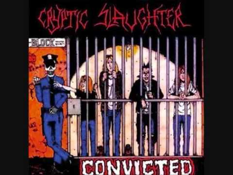 Cryptic Slaughter - Black and White