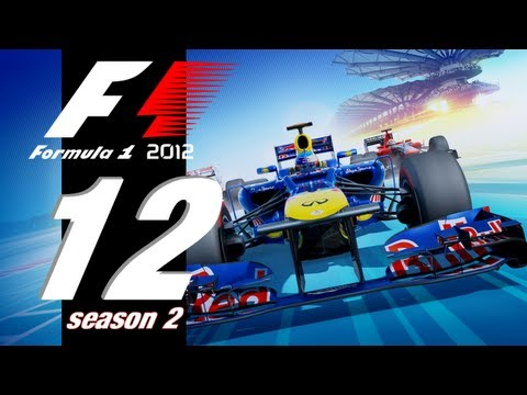 Let's Play F1 2012 with Kurt - S2 EP12 - Uphill