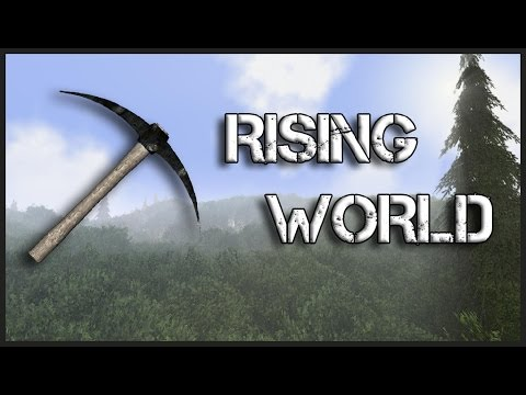 Rising World [0.8.0.1] Staffel 2 #081 –Dungeons,Wetter,neue Tiere Let's Play Rising World
