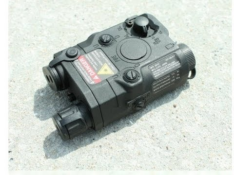 Tmc An Peq 15 Battery Case With Red Laser Sight Review