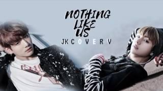 """BTS (방탄소년단) Jungkook ft. V - """"Nothing Like Us"""" (COVER)"""