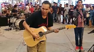 Ajai dari Terengganu Memukau orang Bukit Bintang...