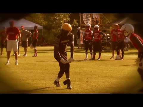 Highlights of Valdosta WR Alex Cason at South Carolina 7on7