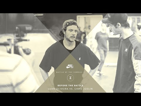 BATB X | Before The Battle - Luan Oliveira vs. Chris Joslin