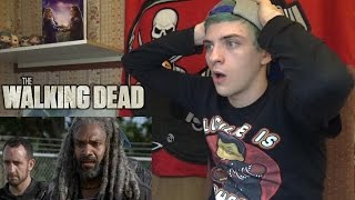 The Walking Dead - Season 7 Episode 13 (REACTION) 7x13