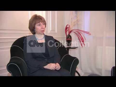UKRAINE PROTESTS-ASHTON-TALKS WITH YANUKOVYCH