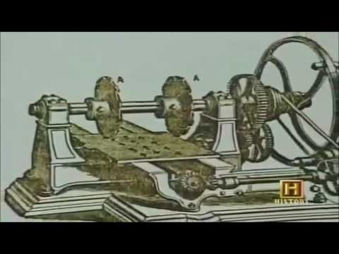 History of Machine Tools