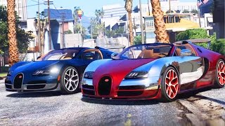 Gta iv San Andreas Beta 3 - Gameplay With 2009 Bugatti Veyron, 2012 BMW Z4 sDrive 28is [MOD] GTAIV