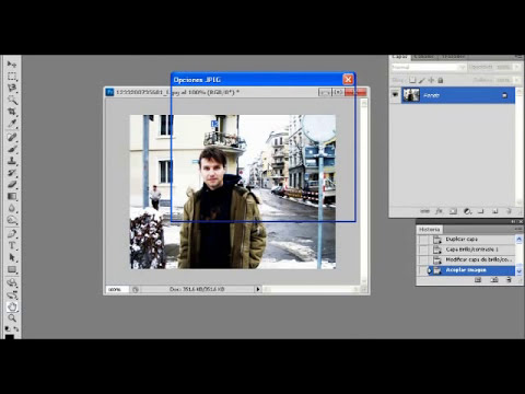Tutorial photoshop - Como hacer foto profesional.
