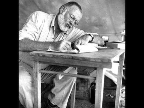 Ernest Hemingway A Clean Well-lighted Place - Complete Narration