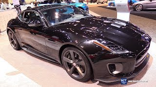 2018 Jaguar F Type 400 - Exterior and Interior Walkaround - 2018 Chicago Auto Show