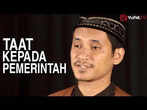 Serial Fikih Islam 2 - Episode 03: Taat Kepada Pemerintah - Ustadz Abduh Tuasikal