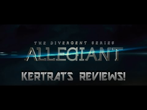 The Divergent Series: Allegiant - Spoiler-free Review!