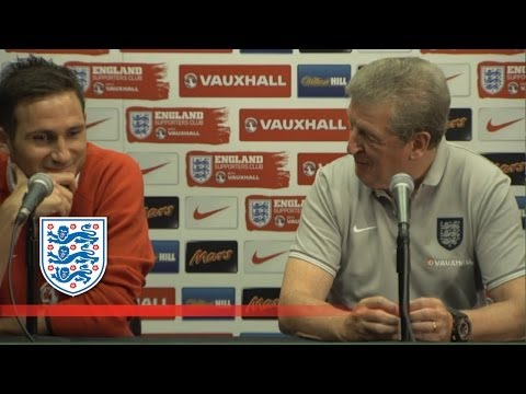 Frank Lampard proud to be captain | Press Pass