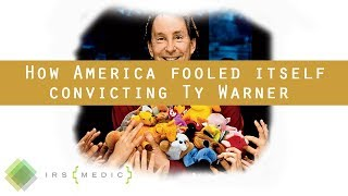 The hidden truth behind Ty Warner's bullsh_t tax evasion conviction.