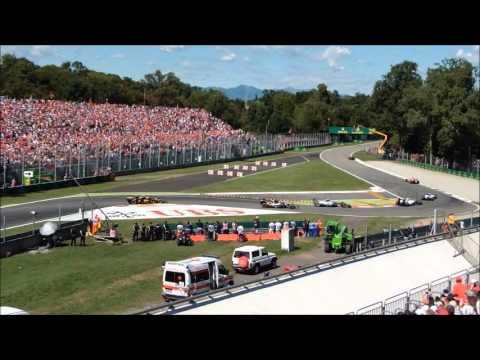 monza 2015 la course F1 tribune 6B