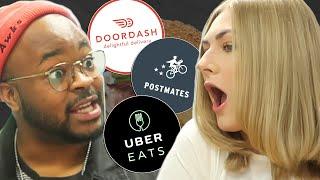 Who Delivers Faster: Postmates Vs. UberEats Vs. DoorDash