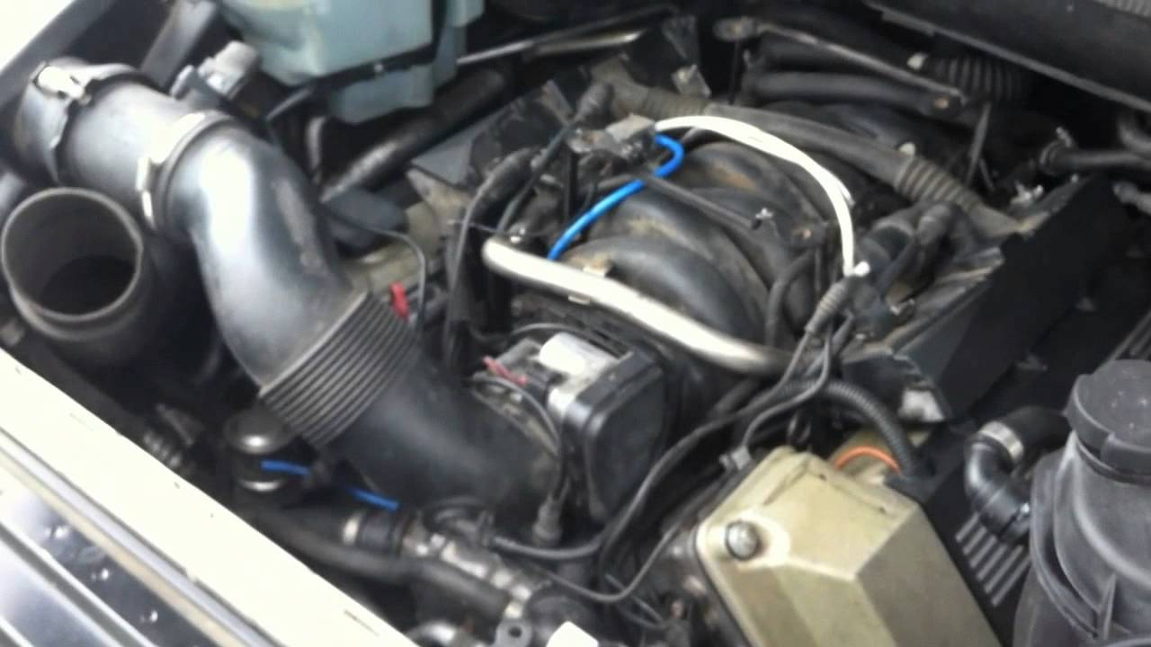 Can I Start Car Without Air Filter
