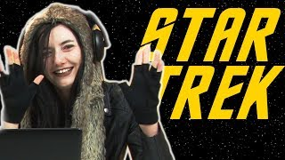People Watch Star Trek For The First Time