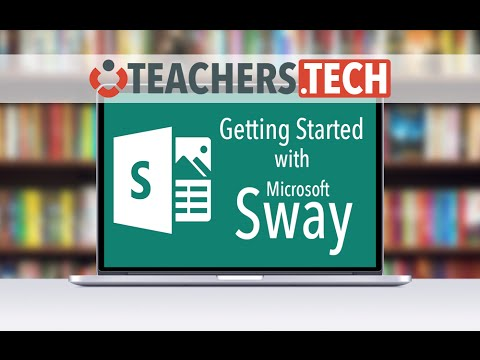 Learn Microsoft Sway - New! 2016 Tutorial
