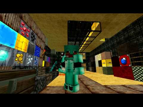 Amnesia: The Dark Descent (AmnesiaCraft) Pack de Texturas Review Minecraft 1.2.5
