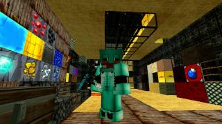 Amnesia: The Dark Descent (AmnesiaCraft) Pack de Texturas Review Minecraft 1.2.5