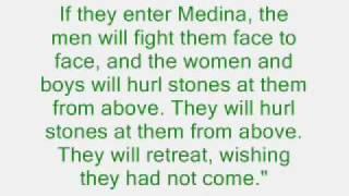 Good Muslims kill Chapter 17 Part 1 Prophet of Doom