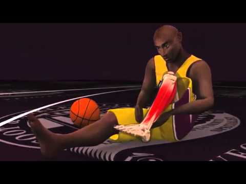 Kobe Bryant, Achilles tendon tear, Injury, surgery , recovery , Los Angeles Lakers, Basketball