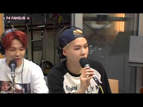 Arabic Sub | 150702 Sukira Radio With BTS