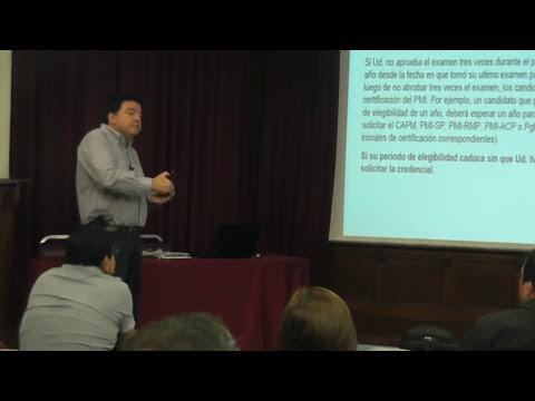 Curso examen certificación PMP: www.edubapm.com