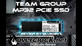Team Group MP32 M.2 256GB NVMe SSD - Fast and Cheap SSD?