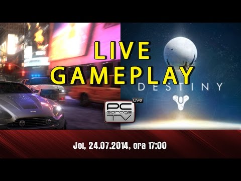 LIVE Gameplay: The Crew si Destiny