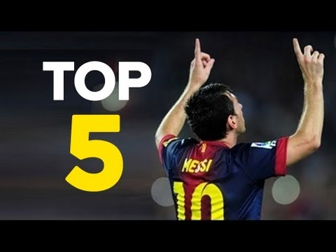 Top 5 Highest Earning Footballers