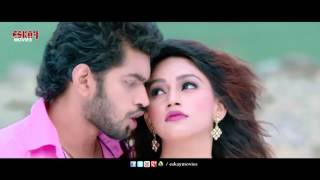 Kotobaar Bojhabo Bol Full Song   Angaar   Bengali Movie   Om   Jolly   Akassh