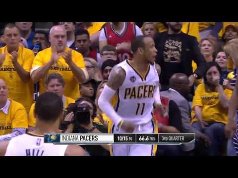 Toronto Raptors vs Indiana Pacers Game 6 | April 29, 2016 | NBA Playoffs 2016