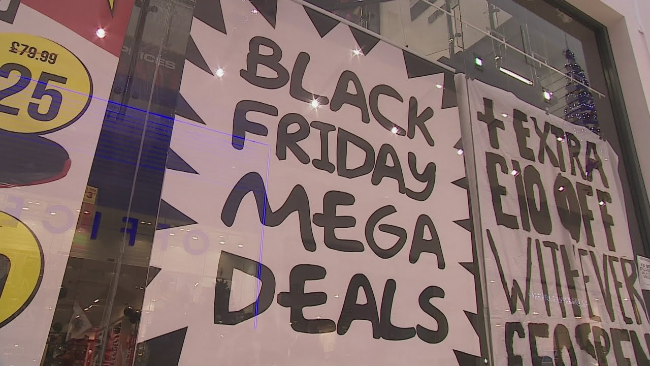 Black Friday: Best ever sales day for Amazon