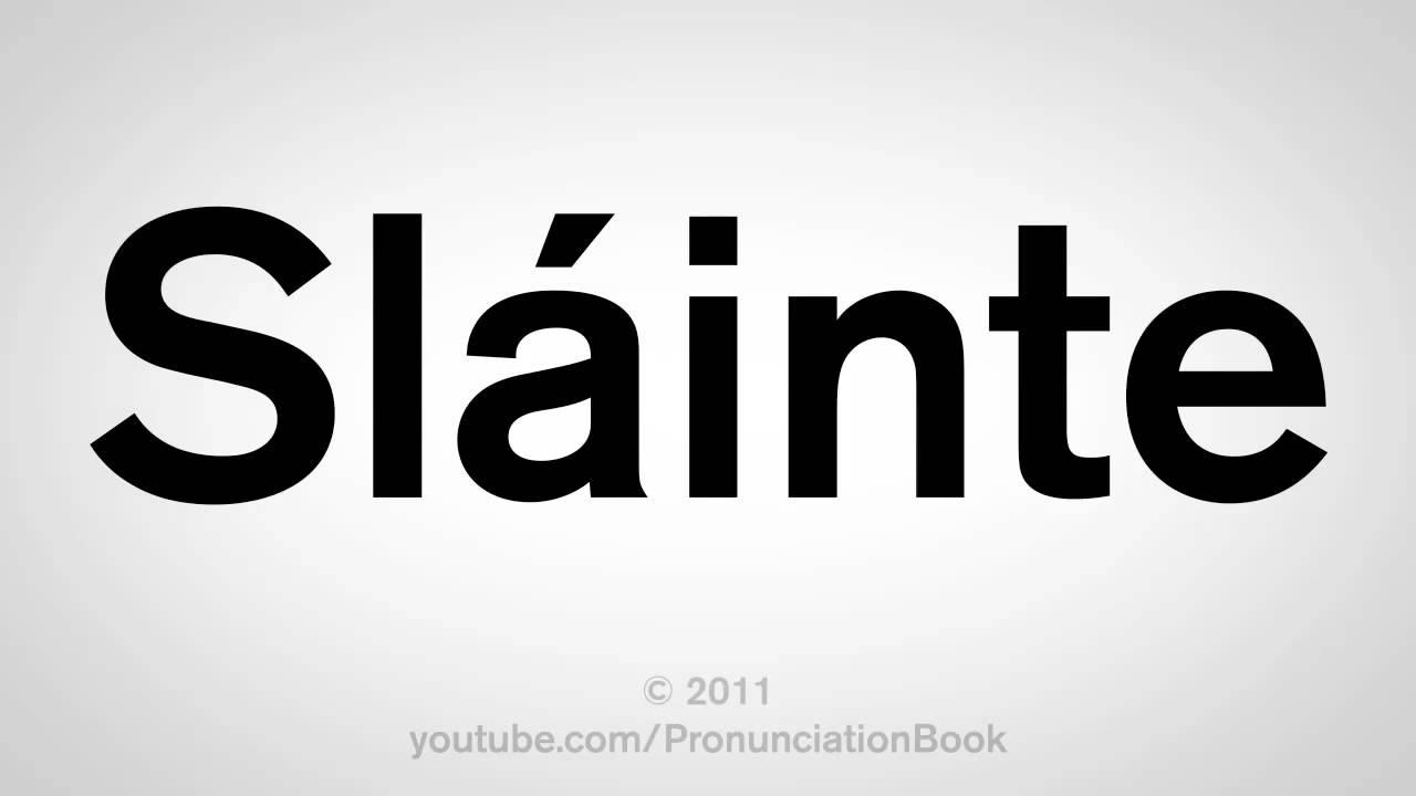 how to create a slante