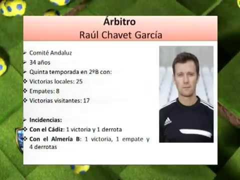 Análisis del rival: Almería B (07-11-14)