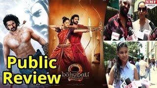 Public Review Of 'Bahubali 2 :The Conclusion'   Prabhas, Rana Daggubati
