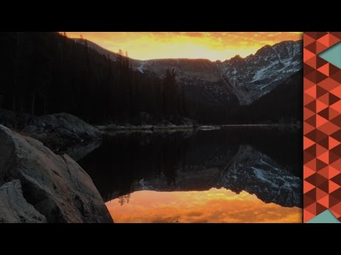 Rocky Mountain National Park: Lake Verna