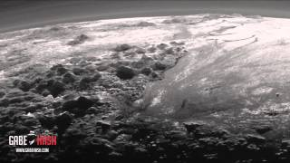 AMAZING PLUTO IMAGES NEVER SEEN BEFORE SEPTEMBER 19, 2015