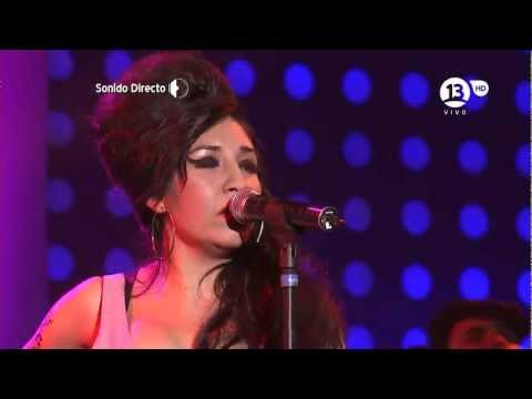 Mi Nombre Es - Amy Winehouse - Francia Valdes - SemiFinal HD Music Videos