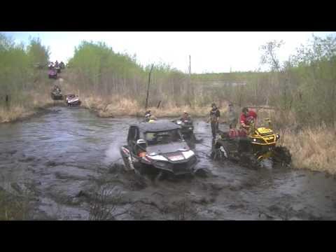 2016 Onion Lake Rally Water Crossing TIOR Performance