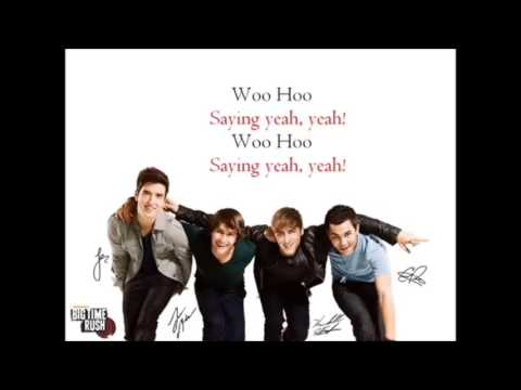 Big Time Rush - Windows Down (instrumental)[lyrics] video