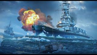 UK Battleship Tech Tree | World of Warships Legends Console