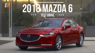 FIRST LOOK - 2018 Mazda 6 Turbo Signature Review