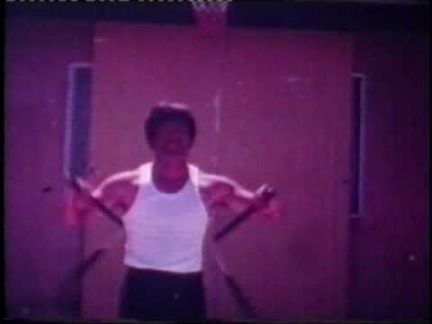 Bruce Lee's nunchaku training film Image 1
